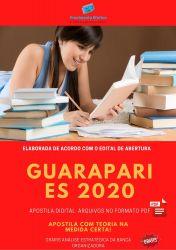 Apostila Concurso Pref Guarapari ES 2020 MEDICO VETERINARIO