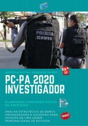 Apostila Concurso Polícia Civil PC PA 2020 Investigador