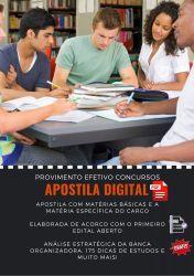 Apostila Concurso CRF MS 2020 Analista de Informática
