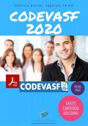 Apostila CODEVASF 2020 Engenharia de Pesca Analista Desenvolvimento Regional
