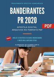 Apostila Prefeitura Bandeirantes PR 2021 Agente Combate as Endemias