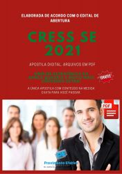 Apostila Concurso CRESS SE 2021 Assistente Social Agente Fiscal
