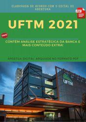 Apostila Concurso UFTM 2021 Médico do Trabalho