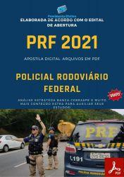 Apostila Policia Rodoviária Federal PRF 2021 Policial Rodoviário Federal