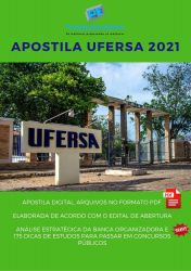 Apostila Concurso UFERSA RN 2021 Engenheiro Civil