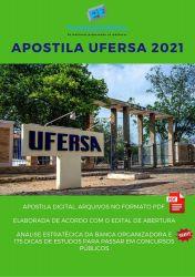 Apostila Concurso UFERSA RN 2021 Engenheiro de Segurança do Trabalho