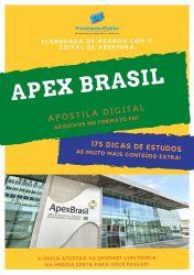 Apostila APEX Brasil 2021 cargo Analista PROCESSOS JURÍDICOS