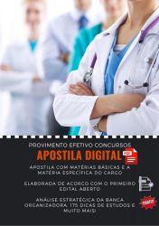 Apostila Concurso Pref Carapicuiba 2021 Tecnico de Enfermagem PSF