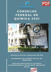 Apostila Concurso CFQ DF 2021 QUÍMICO