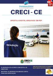 Apostila Concurso CRECI CE 2021 Analista Superior Agente Fiscal
