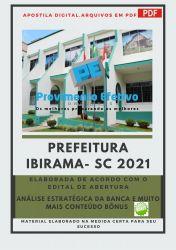 Apostila Concurso Prefeitura IBIRAMA SC 2021 Técnico em Enfermagem