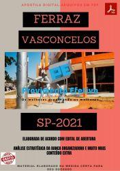 Apostila Concurso Pref Ferraz de Vasconcelos 2021 Engenheiro Segurança Trabalho