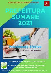 Apostila Concurso Prefeitura Sumaré 2021 Nutricionista Municipal