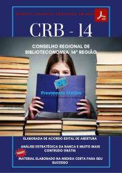 Apostila Concurso CRB 14 2021 Bibliotecário Fiscal