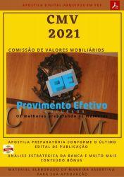 Apostila Concurso CMV 2021 Analista Normas Contábeis e de Auditoria