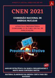 Apostila CNEN 2021 Técnico Proteção Radiológica