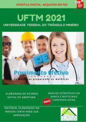 Apostila Concurso UFTM 2021 Medicina do Trabalho