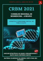 Apostila Concurso CRBM 4ª Região 2021 Assistente de Gestão