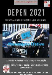 Apostila Concurso DEPEN 2021 Especialista Ambiental Sanitarista