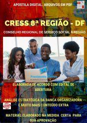 Apostila Concurso CRESS DF 8 Região Agente Administrativo