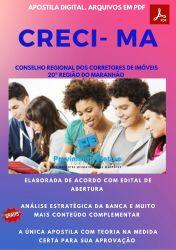 Apostila Concurso CRECI MA 2021 Técnico Administrativo