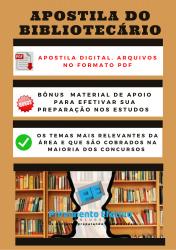 Apostila do Bibliotecário Concursos Biblioteconomia