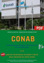 Apostila Concurso CONAB 2012 Analista Medicina do Trabalho