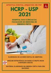 Apostila Concurso HCRP USP 2021  Nutricionista