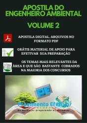 Apostila do Engenheiro Ambiental Concursos Engenharia Ambiental - Meio Ambiente
