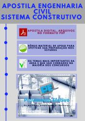 Apostila do Engenheiro Civil Concursos Engenharia Civil - Sistema Construtivo