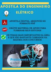 Apostila do Engenheiro Elétrico Concursos Engenharia Elétrica