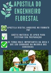 Apostila do Engenheiro Florestal Concursos Engenharia Florestal