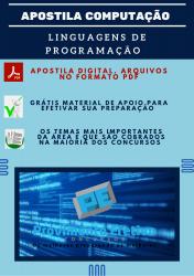 Apostila Concursos de Computação - Linguagens de Programação