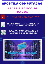 Apostila Concursos de Computação - Redes e Banco de Dados