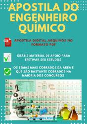 Apostila do Engenheiro Quimico Concursos Engenharia Química