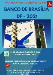 Apostila Concurso BRB 2021 Analista de Tecnologia da Informação