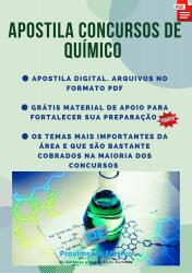 Apostila do Químico Concursos Químico