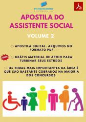 Apostila do Assistente Social Concursos Serviço Social - Volume 2