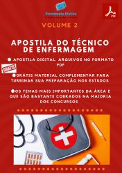 Apostila do Técnico de Enfermagem Concursos Técnico em Enfermagem - Volume 2