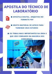 Apostila do Técnico em Laboratório Concursos Técnico de Laboratório