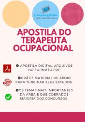 Apostila do Terapeuta Ocupacional Concursos Terapia Ocupacional