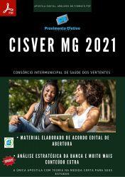Apostila Concurso CISVER MG 2021 Psicologo