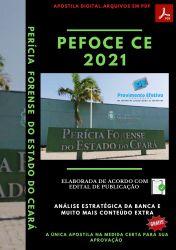 Apostila Concurso PEFOCE CE Perito Criminal Engenharia Mecânica 2021