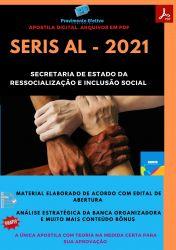 Apostila SERIS AL AGENTE PENITENCIÁRIO Concurso 2021