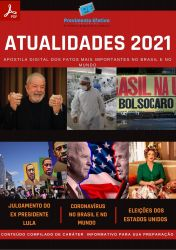 Apostila Digital Guia de ATUALIDADES 2021 Concursos e ENEM