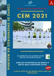 Apostila Marinha Ano 2021 Engenharia Mecânica CEM Corpo de Engenheiros