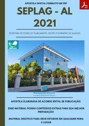 Apostila SEPLAG SEFAZ AL AUDITOR FISCAL Receita Estadual Ano 2021