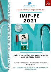 Apostila IMIP PE Enfermeiro - PEConcursos 2021