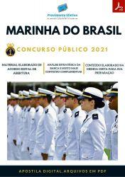 Apostila MARINHA Técnico Edificações Auxiliar Praça 2021