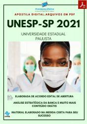 Apostila UNESP SP Enfermeiro Concurso 2021